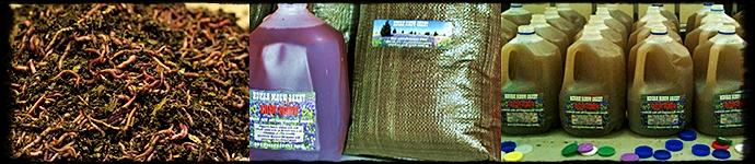 solucan ürünleri